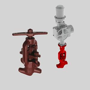 Арматура / Энергетическая арматура / Вентили (клапаны) запорные